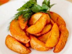 Картошка по-деревенски - рецепты приготовления с фото. Как приготовить вкусную картошку