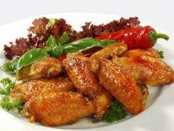 Куриные крылышки в духовке - рецепты приготовления с фото. Как приготовить вкусные крылышки