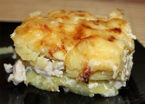 Куриное филе в духовке со специями рецепт с пошаговыми 28