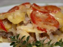 Картошка по-французски - рецепты приготовления с фото. Как приготовить вкусную картошку по-французски