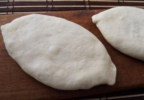 Тесто для пирожков жареных на сковороде