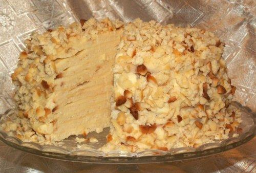 Яичный крем для торта рецепт пошагово