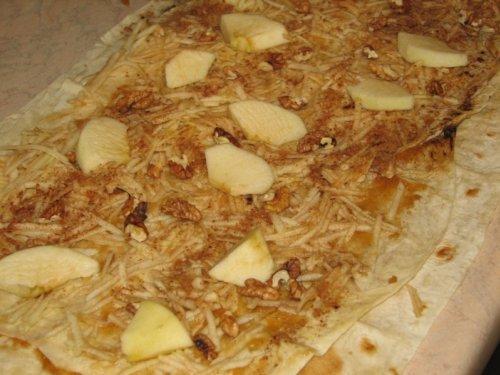Рецепт штруделя из лаваша