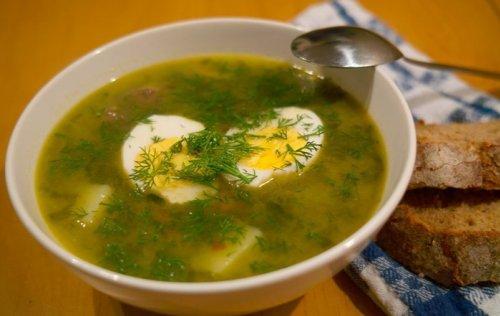 перловый суп без мяса рецепт с фото